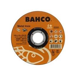 Discos abrasivos de corte Acero/Acero inox